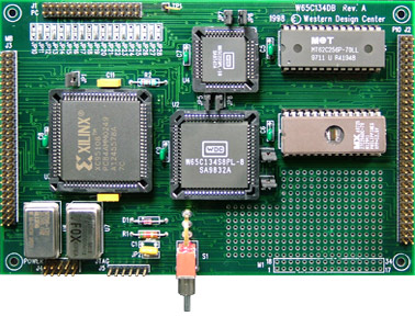 W65C134DB Developer Boards